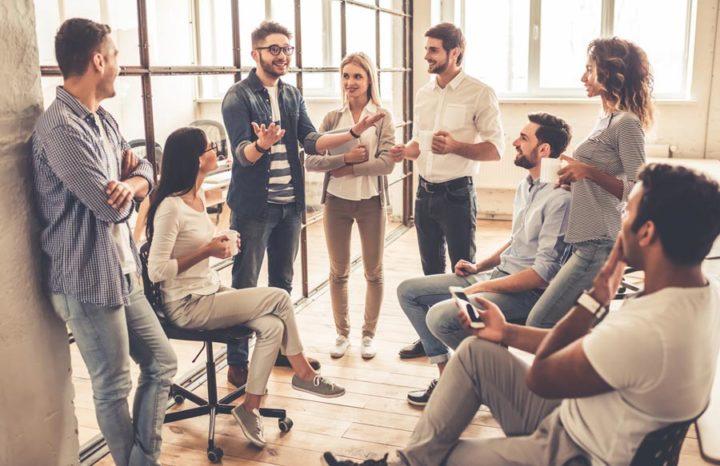 従業員満足度とは?明日から実践できる5つの考え方と企業事例を解説