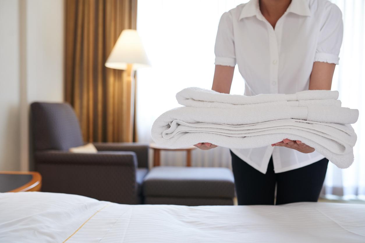 ホテル労働環境
